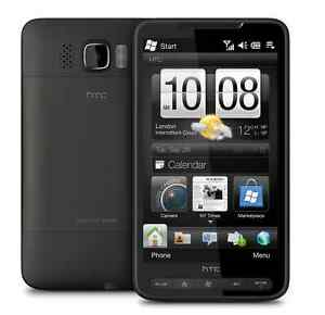 Noir-4-3-034-HTC-Touch-HD2-Leo-T8585-Windows-Phone-5MP-GPS-WIFI-Unlocked-Cellphone