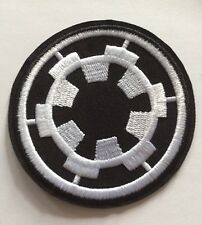 """Star Wars Galactic Empire Embroidered Iron On Patch 3"""""""
