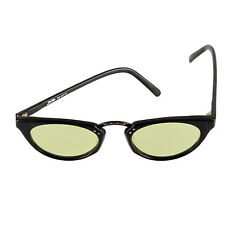 Jean Paul Gauliter Sunglasses 55-9771 Yellow 50-22-145 Made in Japan