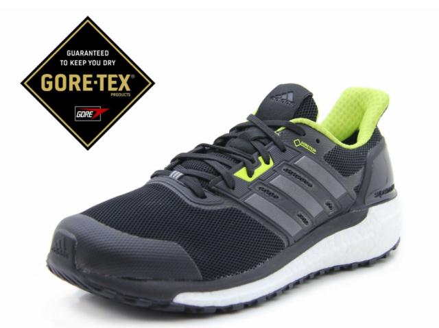 Supernova Running Tex Us 8 Men's Shoes Adidas Size Gore Gtx Pwkn0O