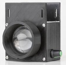 Nikon Microphot Safxa Microscope Illuminator Flash Adjustable Led Housing