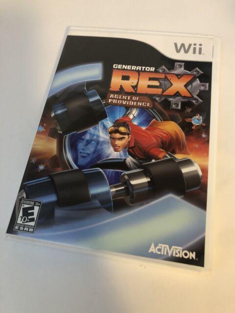 Generator Rex: Agent of Providence (Nintendo Wii, 2011 ...
