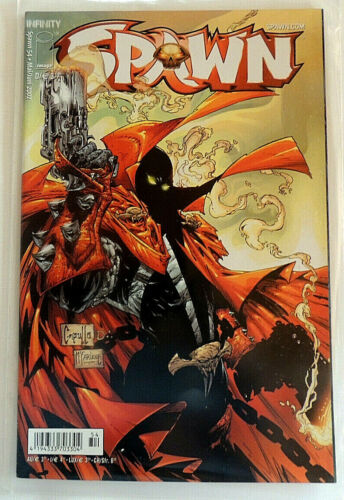 52-59 Jahrgang 2002-2003 € 3,30 Image Comics Spawn von Nr