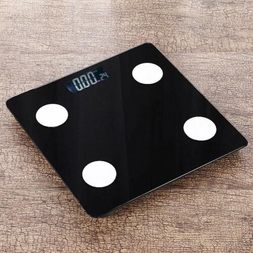 UK Bathroom Weight Digital Scales Smart Body Fat BMI Bluetooth Weighing Futura