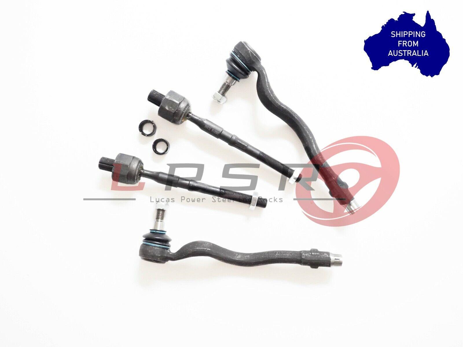 Bmw E30 To E46 Steering Rack Tie Rod Conversion New Ebay
