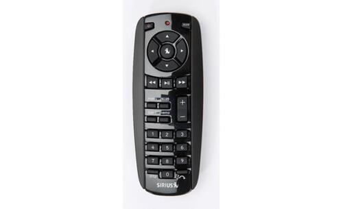 Sirius Sportster Universal Remote Control Sporster Starmate Stratus /& All Sirius