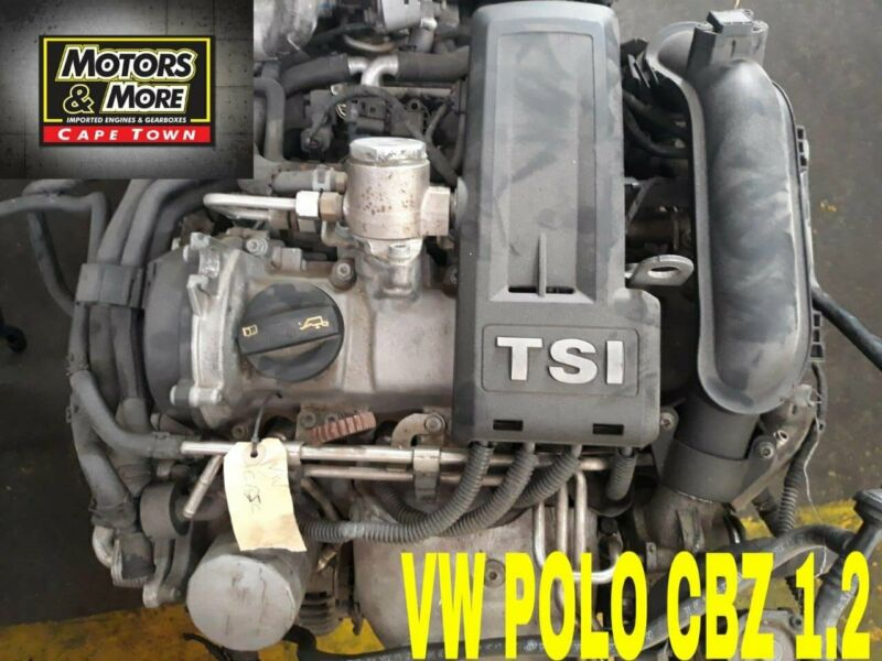 VW Golf 6 7 CBZ 1.2 Engine For Sale No Trade in Needed