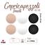 Copricapezzoli-Sottile-in-Silicone-Adesivo-Riutilizzabile-Coppia-copri-Capezzoli miniatura 3