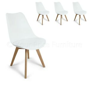 Image Is Loading 4 White Toulouse Eiffel Style Quality Designer Dining