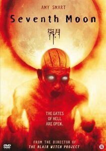 DVD  -  SEVENTH MOON (2008) AMY SMART  (NEW / NIEUW / SEALED)