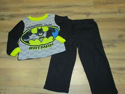 """Kids with Character Batman Baby 3 Piece Outfit /""""Training to be Batman/"""" CLOSEOUT"""