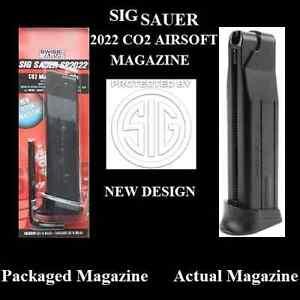 Sig-Sauer-CO2-Airsoft-Metal-Gun-Pistol-Magazine-for-Non-Blowback-SP2022-Palco