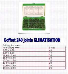 KIT-ASSORTIMENT-240-JOINTS-CLIMATISATION-POUR-LAMBORGHINI