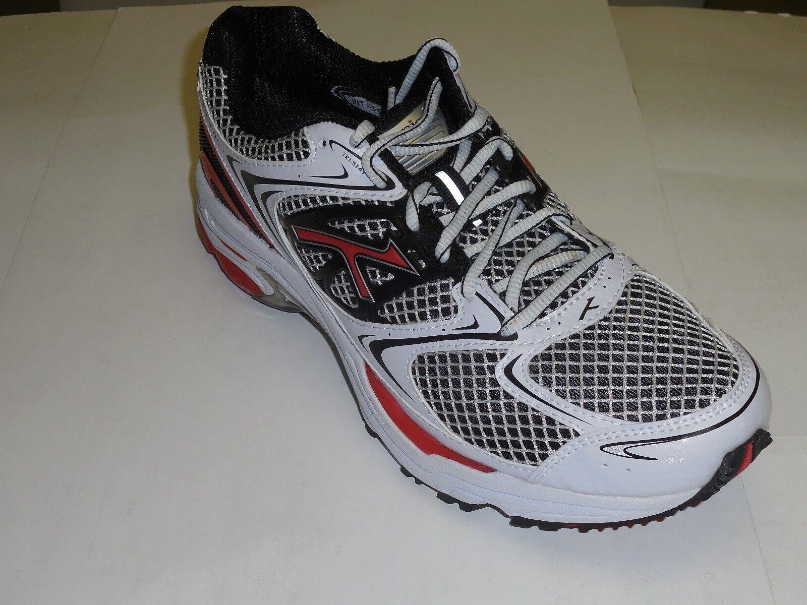 Etonic Uomo DRP Evolution bianca Blk rosso Professional Professional Professional  Running scarpe da ginnastica 8-13 us 03be9a