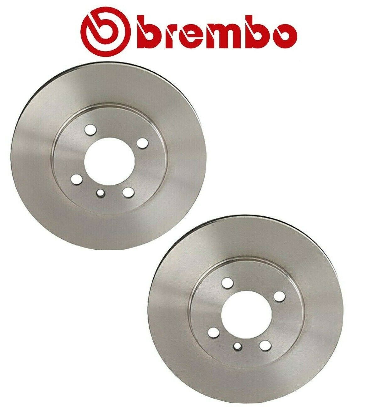 BMW Genuine Front Vented Brake Disc Set E81//E82//E87//E88//E90 34116854997