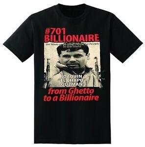 701-BILLIONAIRE-EL-CHAPO-GUSMAN-MEN-T-SHIRT
