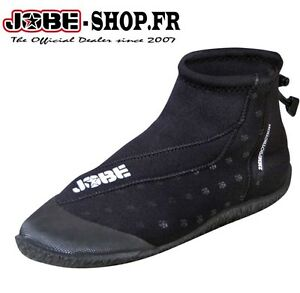 Chaussons-neoprene-H2O-Shoes-High-Models-semelle-renforcee-solide-Jobe