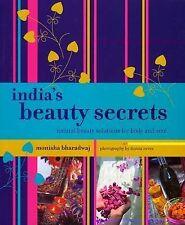 India's Beauty Secrets Monisha Bharadwaj Traditional Natural Organic Green Beaut