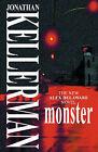 Monster by Jonathan Kellerman (Paperback, 2000)