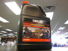 Yamalube Oil 1 Gallon 4 Quarts Four Stroke 10W-40 Rhino 450 660 700 Raptor 250