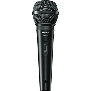 Shure-SV200-W-Cardioid-Dynamic-Microphone-with-Cable