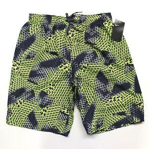 1c34f3fa7d Men's Nike Vital Volley Swim Trunks Shorts (NESS8410-737) Volt - Tag ...