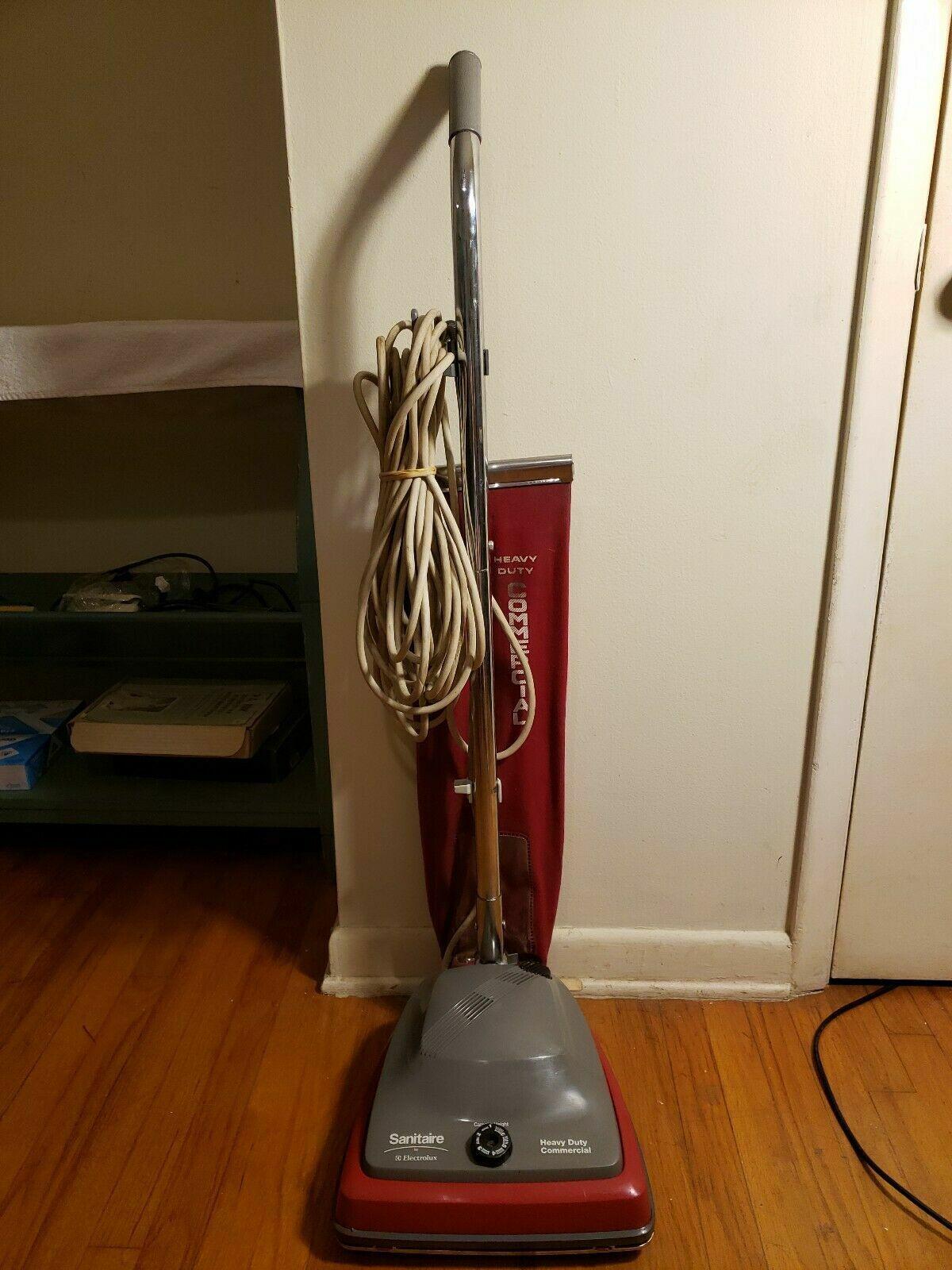 Sanitaire Sc684f Upright Vacuum Cleaner