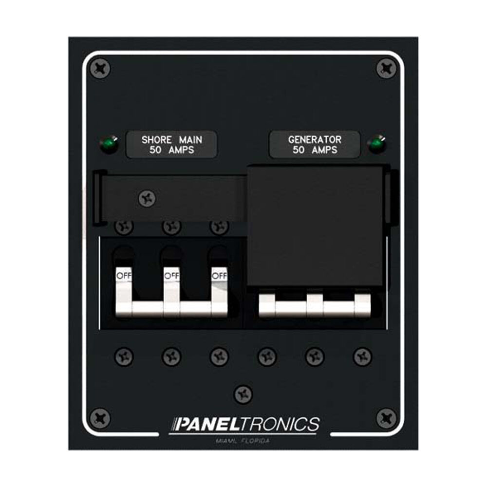 Paneltronics estándar 240VAC envío a tierra Selector 9972321