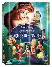 The Little Mermaid 3: Ariels Beginning  DVD