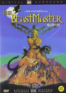 The Beastmaster [DVD] [1982] Don Coscarelli, Marc Singer, Tanya Ro... -  CD PWVG