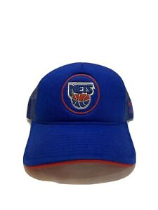 Details about Brooklyn / New Jersey Nets Authentic Adidas Classic Mesh Hat One Size Fits All