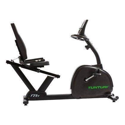 Motionscykel, Tunturi F20-R Siddecykel