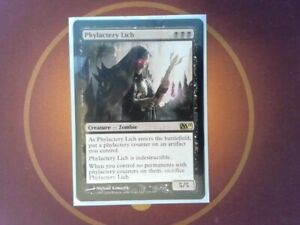 Phylactery Lich - M11 - Magic the Gathering MtG