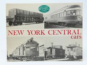 NYC-New-York-Central-Cars-by-Robert-J-Wayner-SC-Book