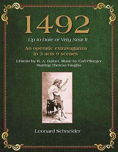 "1492 B'way script.Theresa Vaughn & Buckbee banjo"", L. Schneider's official site,"