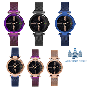 Mother-039-s-Day-50-OFF-Six-Colors-Starry-Sky-Watch-Perfect-Gift-Idea-Lady-Eloquent