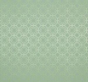 35c1cb47f87787 Das Bild wird geladen Vliestapete-Design-Muster-gruen-glitzer-Tapete -Marburg-Estelle-
