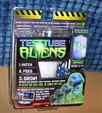 NEW WILD PLANET EVILUTION SERIES TEST TUBE ALIENS - SPRON  HATCH FEED GROW ALIEN