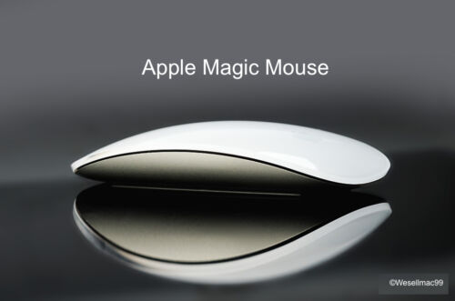 1 of 1 - Apple Magic Mouse MB829Z/A - Grade A