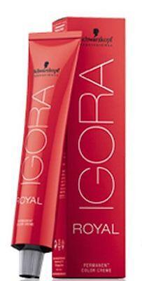 Schwarzkopf Professional Igora Royal Hair colour Hair color 60 ml