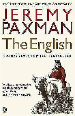 1 of 1 - The English: A Portrait of a People, Paxman, Jeremy, Used; Good Book