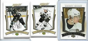 LOT-OF-3-CROSBY-MVP-2007-08-2007-08-Upper-Deck-MVP-Game-Faces-GF1-200-300