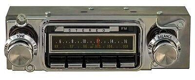 1967 Tempest LeMans GTO AM FM Bluetooth® Radio
