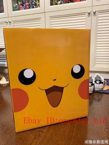 Pokemon Godio Pikachu 1//1 Full Body Image Figure PVC Statue In Stock
