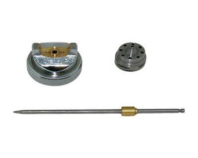 SchöN 2,0mm Düsensatz Hvlp Lackierpistole Düsen Set Nadel Luftkappe Düsenstock