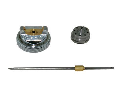 2,0mm Düsensatz HVLP Lackierpistole Düsen Set Nadel Luftkappe Düsenstock