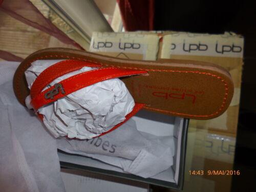 LES P/'TITES BOMBES ETE 2016 étiquetées sandales LPB modèle KALINDA neuves