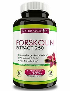 ingredienti per la forskolin belly buster