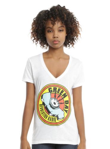 Green Day Revolution Radio Girls T-Shirt