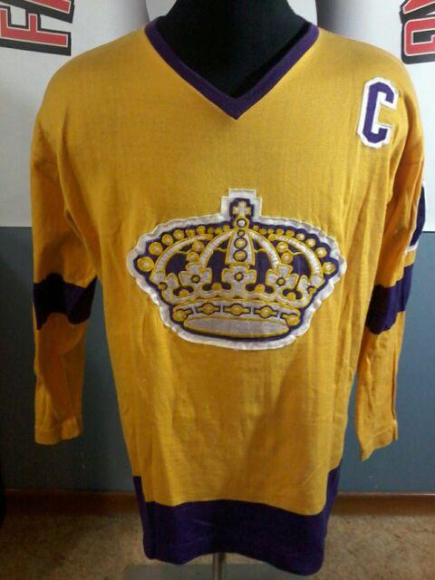 Los Angeles Kings vintage  jersey NHL